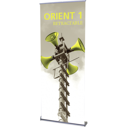 Orient 800 Retractable Banner Stand